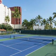 Отель Sheraton Buganvilias Resort & Convention Center спортивное сооружение