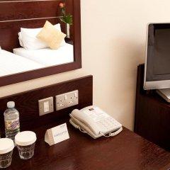 Mercure Glasgow City Hotel 3* Стандартный номер с 2 отдельными кроватями фото 2