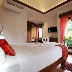 Отель Samui Honey Cottages Beach Resort сейф в номере
