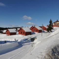 Отель Lillehammer Fjellstue 3* Коттедж с различными типами кроватей фото 24
