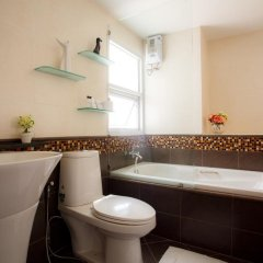 Отель Waterford Condominium Sukhumvit 50 4* Улучшенный номер фото 7