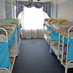 Хостел Достоевский Кровать в общем номере с двухъярусной кроватью фото 34