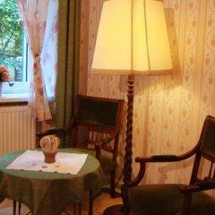 Отель Hostelik Wiktoriański питание