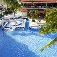Отель Sol Caribe San Andrés All Inclusive Колумбия, Сан-Андрес - отзывы, цены и фото номеров - забронировать отель Sol Caribe San Andrés All Inclusive онлайн бассейн фото 2
