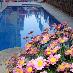 Hildegard Турция, Аланья - 2 отзыва об отеле, цены и фото номеров - забронировать отель Hildegard онлайн бассейн фото 3