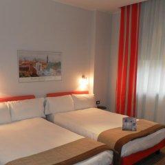 Отель Allegroitalia Espresso Darsena 3* Улучшенный номер с различными типами кроватей фото 7