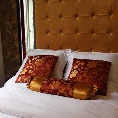 Отель Hôtel des Buttes Chaumont 2* Стандартный номер с различными типами кроватей фото 8