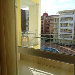 Отель L4 Sunset Beach 2 Болгария, Солнечный берег - отзывы, цены и фото номеров - забронировать отель L4 Sunset Beach 2 онлайн балкон