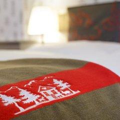 Отель Swiss Night by Fassbind 3* Стандартный номер с различными типами кроватей фото 11