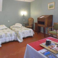 Отель l'oustau 3* Стандартный номер с различными типами кроватей фото 6