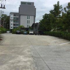 Отель Naka Condon Phuket By Kitty Пхукет парковка