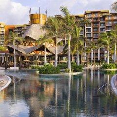 Отель Villa del Palmar Cancun Luxury Beach Resort & Spa Мексика, Плайя-Мухерес - отзывы, цены и фото номеров - забронировать отель Villa del Palmar Cancun Luxury Beach Resort & Spa онлайн приотельная территория