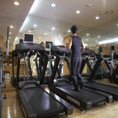 Отель Koreana Hotel Южная Корея, Сеул - 2 отзыва об отеле, цены и фото номеров - забронировать отель Koreana Hotel онлайн фитнесс-зал фото 2