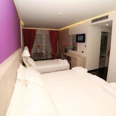 Hotel Palace Vlore 4* Номер Делюкс с различными типами кроватей фото 8