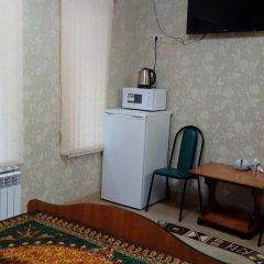 Гостевой дом Теплый номерок Номер категории Эконом с двуспальной кроватью фото 14
