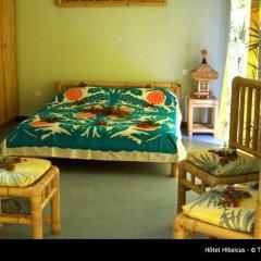 Hotel Hibiscus 3* Стандартный номер с двуспальной кроватью фото 5