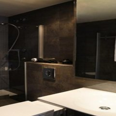 Отель Hva Augusta Garden Apartments Испания, Барселона - отзывы, цены и фото номеров - забронировать отель Hva Augusta Garden Apartments онлайн ванная