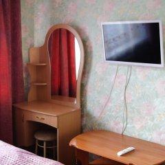 Гостиница Центральная Улучшенный номер двуспальная кровать фото 5