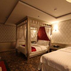 Отель Tomgi Hotel Jongno Южная Корея, Сеул - отзывы, цены и фото номеров - забронировать отель Tomgi Hotel Jongno онлайн комната для гостей фото 3