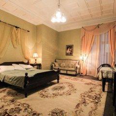 Гостевой Дом Золотая Середина Улучшенный номер с разными типами кроватей фото 7