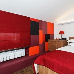 Гостиница DK Стандартный номер с различными типами кроватей фото 6