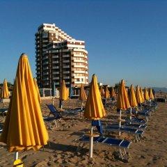 Отель Camping Village Costa Verde Потенца-Пичена пляж