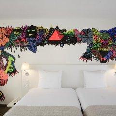 Отель NH Brussels Bloom 4* Люкс разные типы кроватей