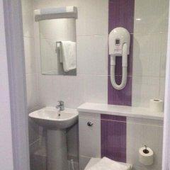 Best Western London Peckham Hotel 3* Стандартный номер с различными типами кроватей фото 14