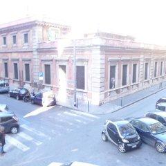Отель Roma Tempus парковка