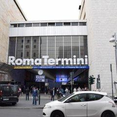 Отель Bruna Италия, Рим - 10 отзывов об отеле, цены и фото номеров - забронировать отель Bruna онлайн парковка