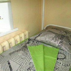 Hostel Avrora Кровать в общем номере с двухъярусной кроватью фото 17