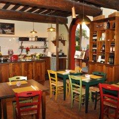 Отель Borgo San Giusto Эмполи питание фото 3