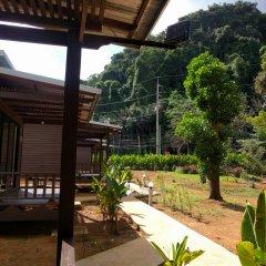 Отель Pantharee Resort Таиланд, Нуа-Клонг - отзывы, цены и фото номеров - забронировать отель Pantharee Resort онлайн балкон