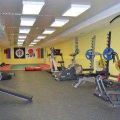 Гостиница Ильмар-Сити фитнесс-зал фото 3