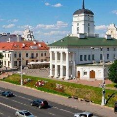 Отель Flatcomfort Nezavisimosti 23 Минск приотельная территория