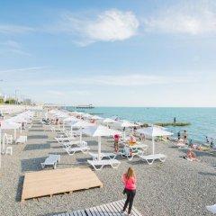 Гостиница Алена пляж фото 2