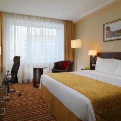 Гостиница Кортъярд Марриотт Иркутск Сити Центр 4* Номер Делюкс с различными типами кроватей