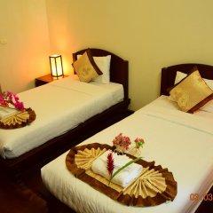 Отель Villa Chitchareune комната для гостей фото 4