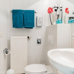 Отель AMENITY Мюнхен ванная