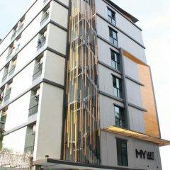 Отель My loft residence 3* Студия с различными типами кроватей фото 22