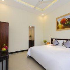 Отель Hoi An Merrily Homestay 3* Стандартный номер с различными типами кроватей