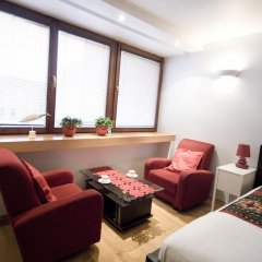 Апартаменты Warsawrent Hit Apartments Студия с различными типами кроватей фото 4