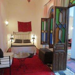 Отель Riad Arous Chamel Марокко, Танжер - 1 отзыв об отеле, цены и фото номеров - забронировать отель Riad Arous Chamel онлайн комната для гостей фото 3