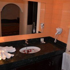 Отель Texuda Марокко, Рабат - отзывы, цены и фото номеров - забронировать отель Texuda онлайн ванная фото 2