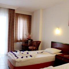 Azak Beach Hotel 3* Стандартный номер с различными типами кроватей фото 9