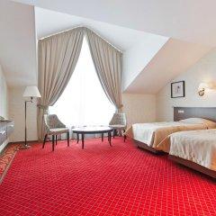 Гостиница Дрозды Клуб 3* Улучшенный номер разные типы кроватей фото 6