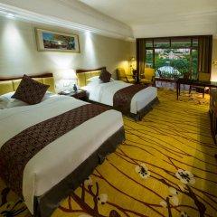 Guangzhou Phoenix City Hotel 4* Улучшенный номер с разными типами кроватей фото 3