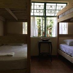 Backpackers Hostel Кровать в общем номере с двухъярусной кроватью фото 8