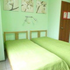 Хостел Эрэл Кровать в общем номере с двухъярусной кроватью фото 22