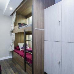 Barcelona & You (alberg-hostel) Кровать в женском общем номере